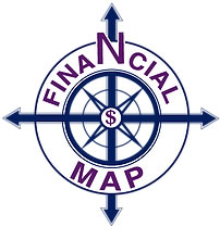 Financial Map Logo