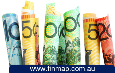 Financial Map Tamworth